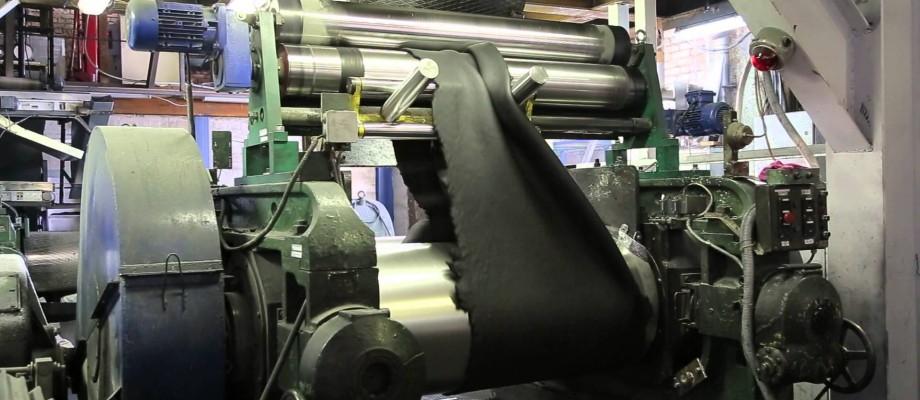 Производство резины в СПб